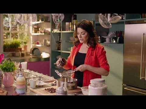 Salted chocolate tart recipe - Simply Nigella: Episode 4 - BBC Two - YouTube