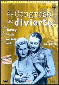 El congreso se divierte (1931) Alemaña. Dir: Erik Charell. Comedia. Musical. S. XIX - DVD CINE 714