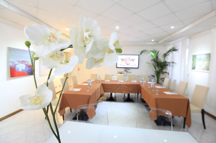 professional and comfortable meeting room...