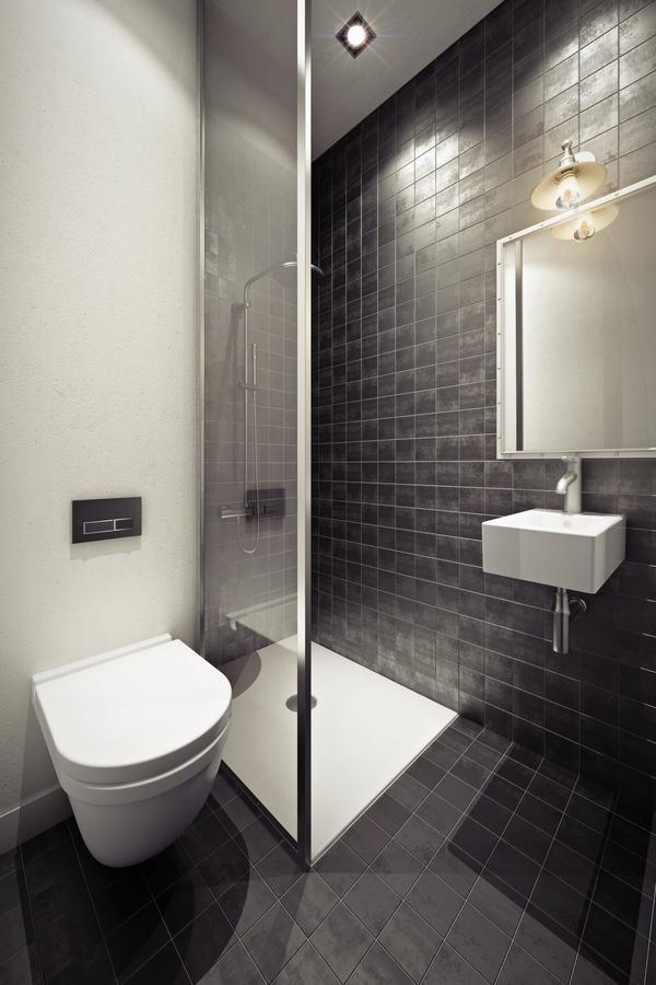 M s de 25 ideas incre bles sobre peque as duchas de ba o - Disenos de duchas de bano ...