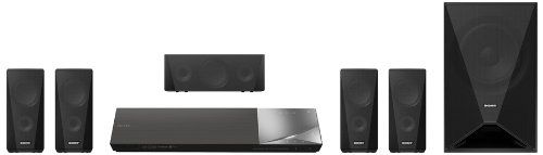 Sony BDVN5200W 1000W 5.1 Channel Full HD Blu-ray Disc Home Theater System :: 5.1 Speaker Placement