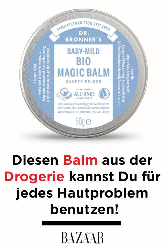Jetzt erhältlich: Der Magic Balm von Dr. Bronner's
