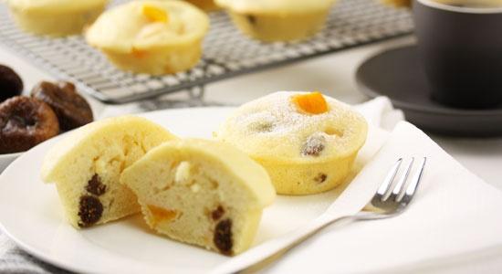 Peach and Fig Baby Cakes Recipe - weightloss.com.au
