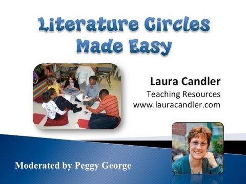 One hour webinar explaining Literature Circles and Classroom Book Clubs.