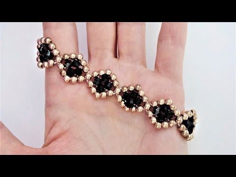 How to make a bracelet in 10 minutes - YouTube