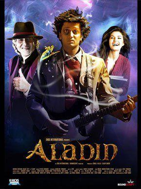 Aladin Hindi Movie Online - Amitabh Bachchan, Riteish Deshmukh, Jacqueline Fernandez, Sanjay Dutt, Victor Banerjee, Ratna Pathak Shah and Sahil Khan. Directed by Sujoy Ghosh. Music by Vishal-Shekhar. 2009 [U] ENGLISH SUBTITLE