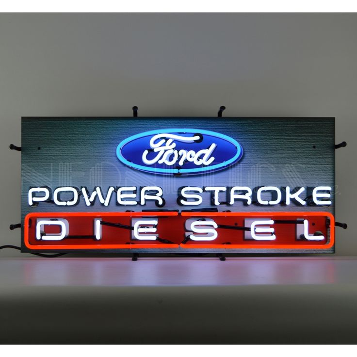 Power Stroke is a line of diesel engines found in Ford trucks. The v8 engines were produced by Navistar International Corp. until 2010 when Ford decided to b