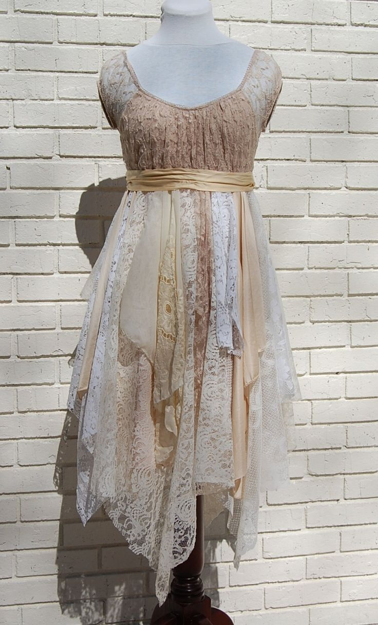 Upcycled Clothing.  Love earthy clothing.