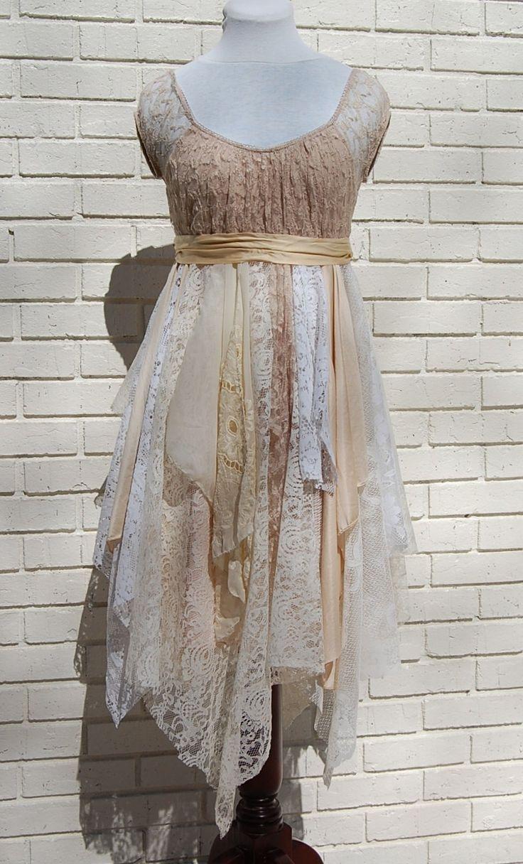 robe haut petit pull avec bas dentelle