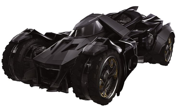 Batmobile for Batman Arkham Knight Game