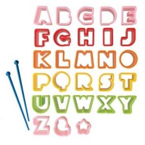 ABC Mini Cutters