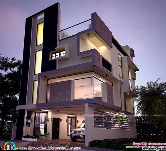 Contemporary home three storied  Indian House PlansArchitecture. Best 25  Indian house plans ideas on Pinterest   Indian house