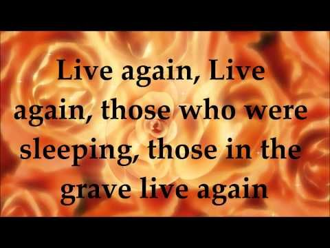 ▶ Song of Ezekiel (Ezekiel 37) - Paul Wilbur - Lyrics - Your Great Name 2013 - YouTube
