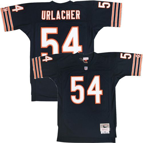 reputable site 92fd6 13e37 Brian Urlacher Chicago Bears 2001 Vintage Replica Jersey by ...