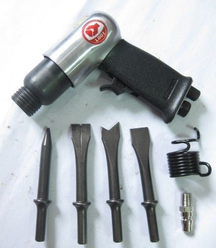 Дед тайвань бренд пневматический молоток пневматический лопата воздуха лопатой берет L801 ремонт шин инструменты