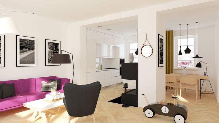 design living room   obývací pokoj