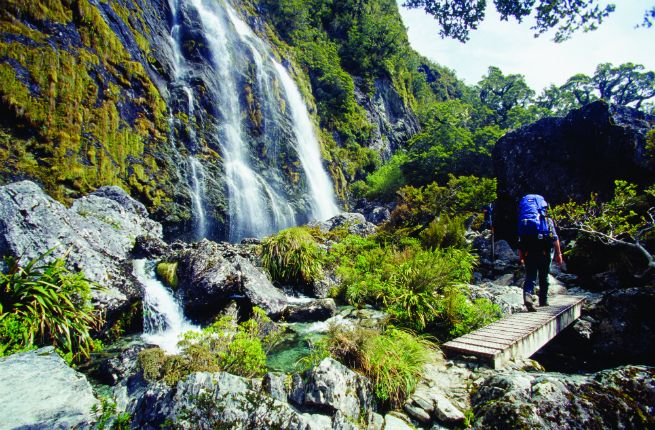 Next trip to NZ, I want to do one of these Treks...