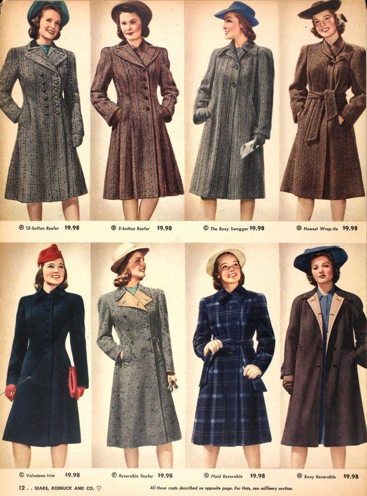 Sears, Roebuck and Co. Catalog, 1942?