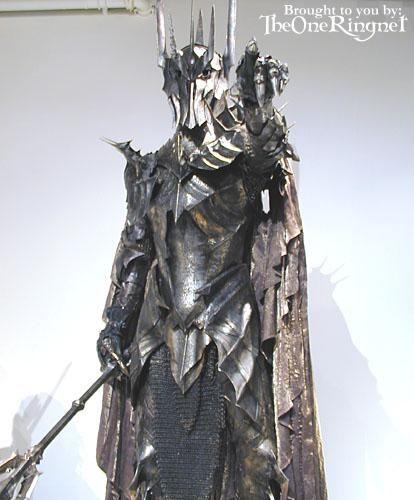 LOTR Costume Sauron armor