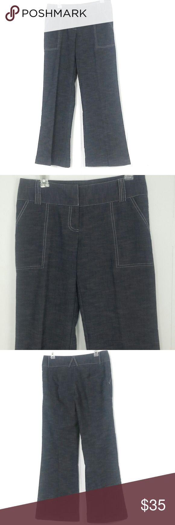 Star City Dark Blue Trousers 9 -Gently used/like n…