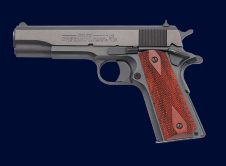 FOX NEWS: How to get your hands on a historic M1911 pistol from the US Army stockpile