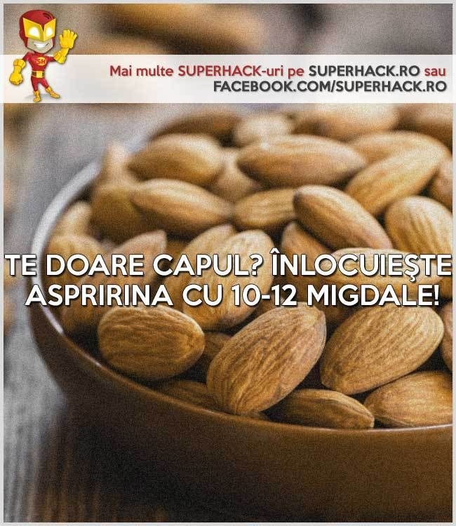 Durere de cap? Un remediu natural şi eficient! - SuperHack.ro