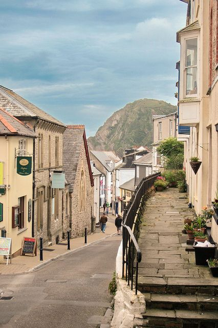 Ilfracombe in Devon by Clanger's England on Flickr