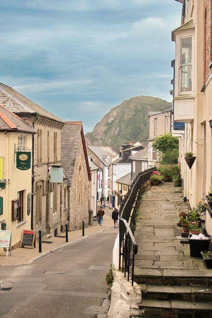 Ilfracombe, Devon, England