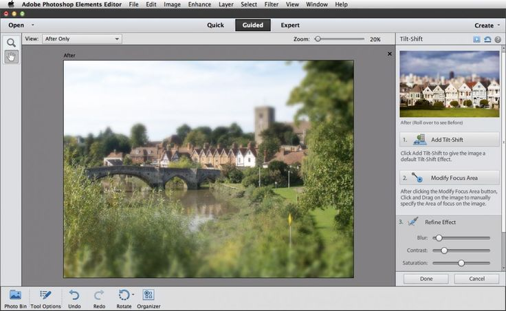 Adobe Photoshop Elements 11 review | Photoshop Elements 11 is a mature image editing program with 90% of the functionality of full Photoshop, at a fraction of the cost. Reviews | TechRadar