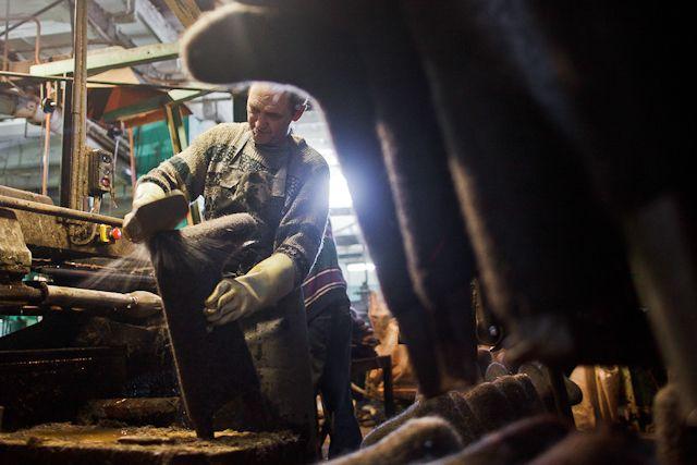 Промышленность,предприятия, заводы и фабрики в Калязине