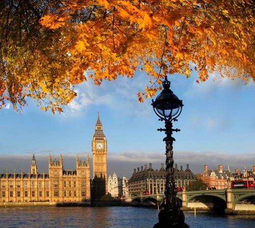London fall