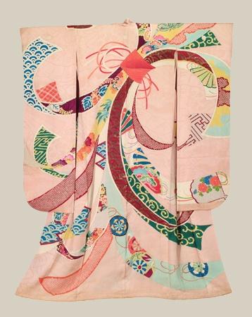 Tabane-Noshi Furisode - the kimono gallery