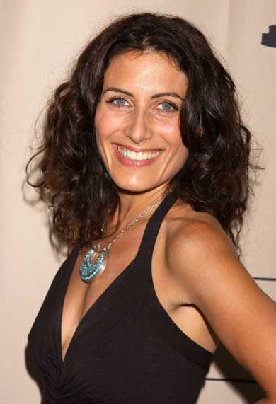 Lisa Edelstein Medium Length Hairstyles