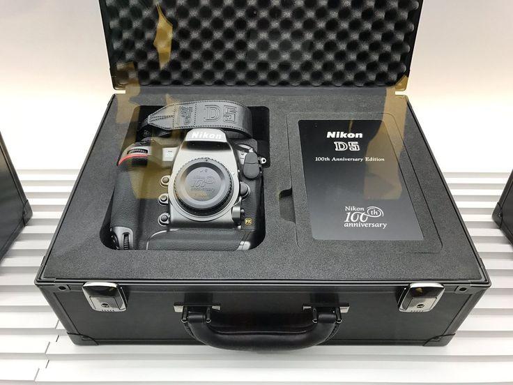 Юбилейные Nikon D5 и D500 демонстрируются на CP+ 2017 - Мир цифровой фотографии