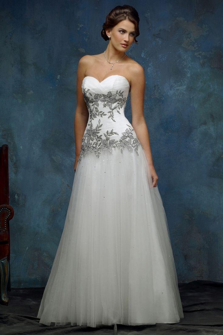 116 best mia solano images on pinterest bridal gown styles mia solano m9838z available colours whitesilver whiteblack wedding dress ombrellifo Gallery