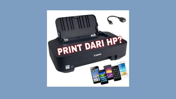 Cara Nge Print Dari Hp Android Langsung Via Otg Bluetooth Wifi Bluetooth Printer Android