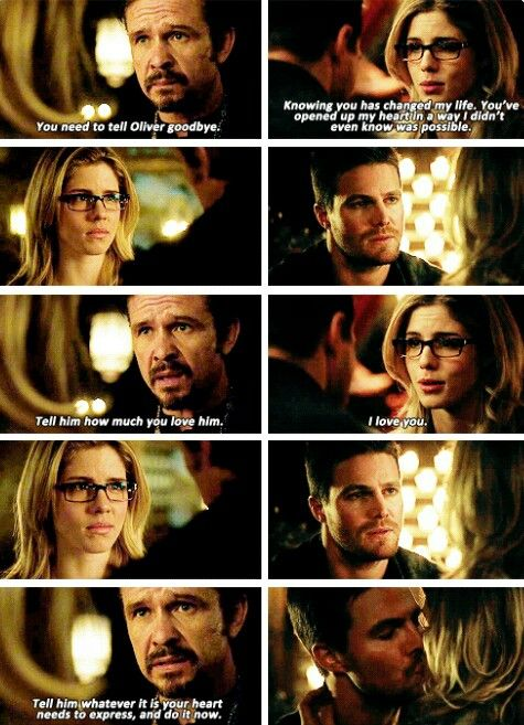 """...before he is lost to you forever"" // Felicity, Oliver & Ra's #Arrow #Olicity #3x20"