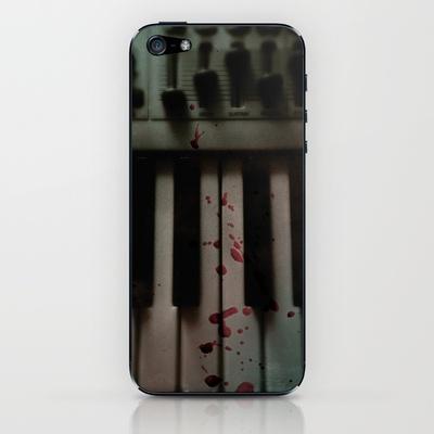 Music.Death.Analog iPhone & iPod Skin by WASA3I - $15.00
