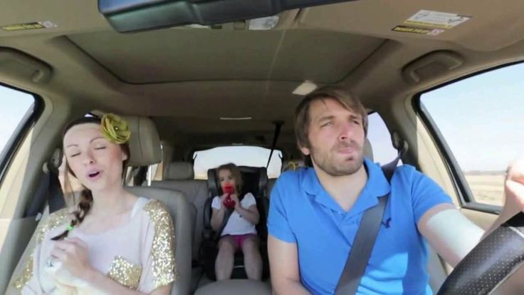 """Good Looking Parents Sing Disney's Frozen (Love Is an Open Door) """"So I think my wife and I enjoy Disney's Frozen soundtrack more than our daughter, but I'll let you all be the judge of that."""" - this is so funny"""