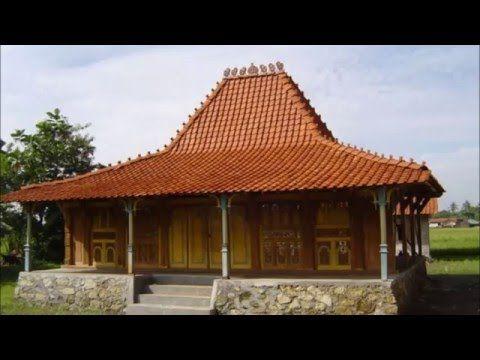 Desain Rumah Adat Joglo Ala Yogyakarta
