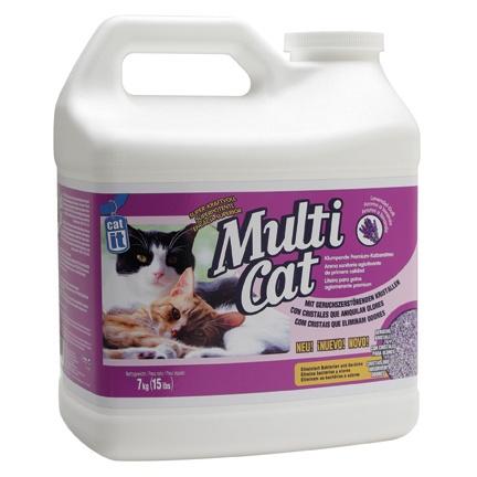 Low Dust Cat Litter