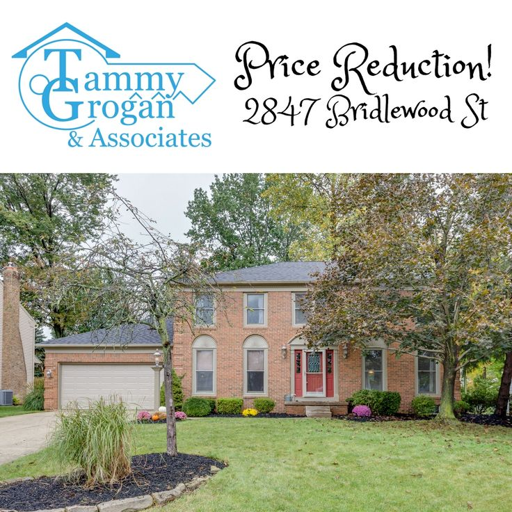 ⬇️Price Reduction! ⬇️ Jump on this price change fast! 🏡🍂 2847 Bridlewood St NW, North Canton, OH 44720 Price Reduction - $249,900 #pricereduction #pricedrop #cutler #realestate #listing #homeforsale #ohio #housing
