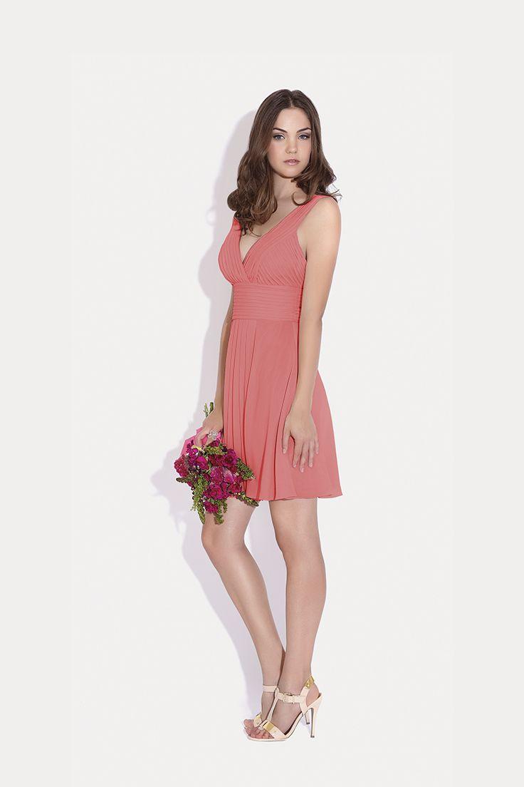 22 best Vestidos images on Pinterest | Hot pink, Bodas and Blue