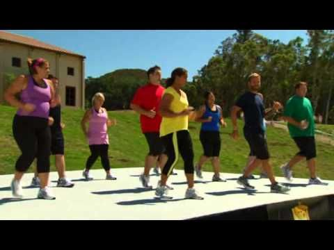 The Biggest Loser   Power Walk  1 - 16 min - no stretch at end