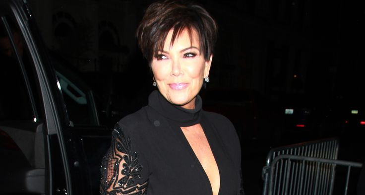 Kris Jenner jokes she should 'ground' her son-in-law Kanye West for his Twitter outbursts