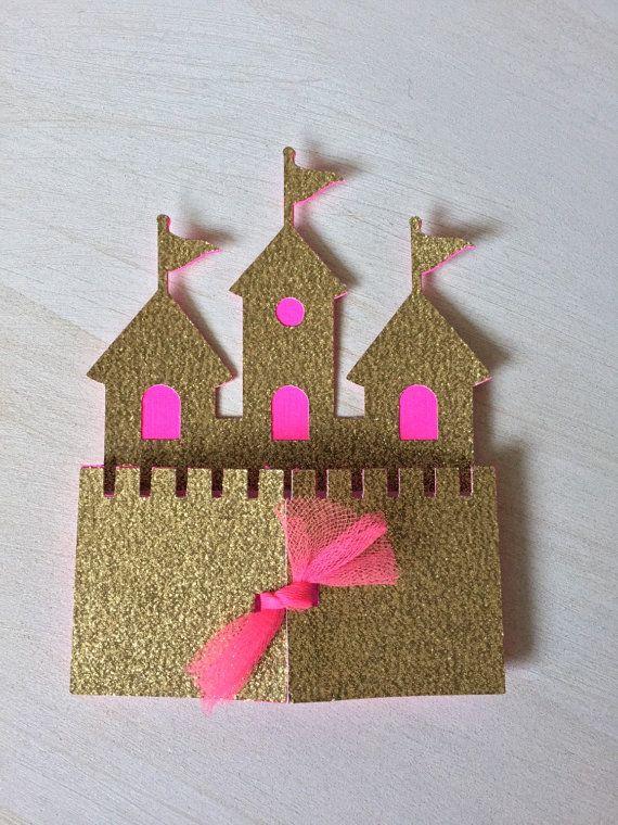 Einladung Prinzessin Schloss Custom Prinzessin von FalcoClan