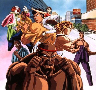 Street Fighter II V Hd Wallpapers