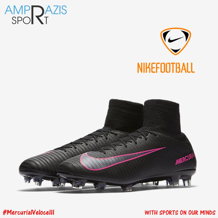 "Nike Mercurial Veloce III ""Dark Pitch Pack"""