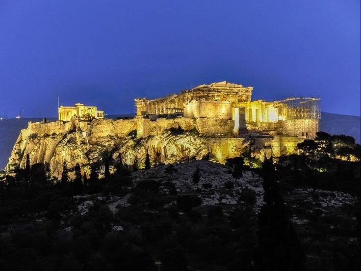 Acropolis Athens - Ακρόπολη Αθηνών