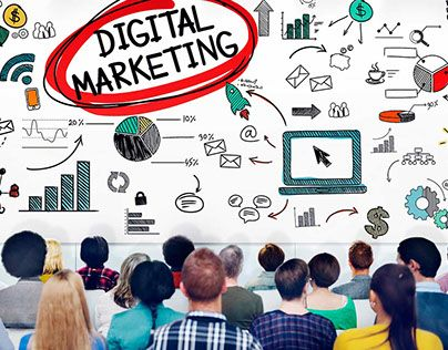 """Check out new work on my @Behance portfolio: """"Why a Business Needs Digital Marketing?"""" http://be.net/gallery/50161589/Why-a-Business-Needs-Digital-Marketing"""